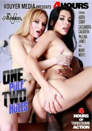 One Pole, Two Holes Porn Movie