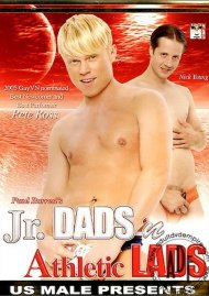 Jr. Dads 'n Athletic Lads Porn Video