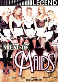 Strap-On Maids Porn Video