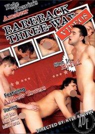 Kyle Kravin's Amateur Bareback Three-Way Videos Porn Video