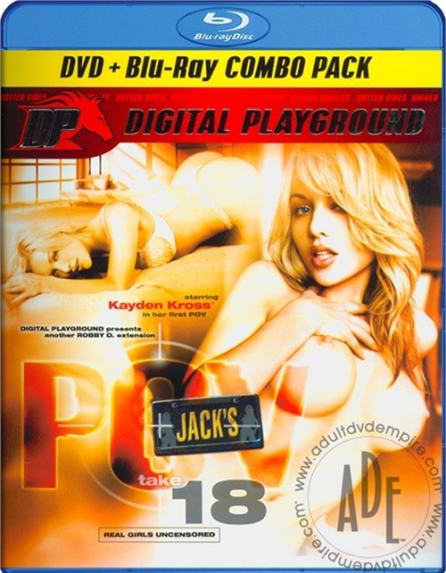 Jacks POV 18 (DVD + Blu-ray Combo)