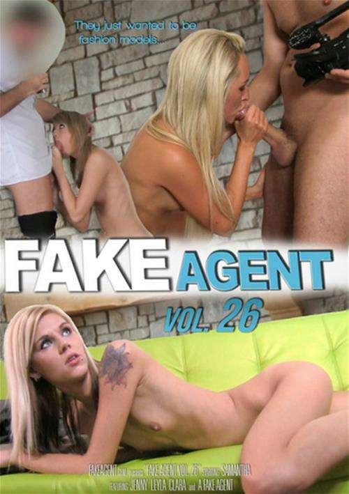 Fake Agent 26 Gonzo Amateur Samantha (III)