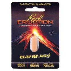 Royal Eruption Male Sexual Enhancement Supplement - 1 capsule Sex Toy