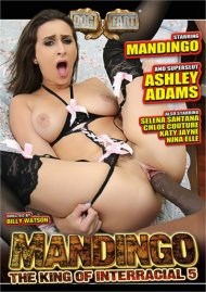 Mandingo: The King Of Interracial 5 DVD porn movie from Blacks on Blondes.