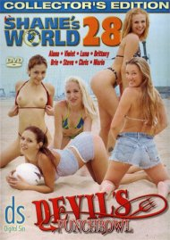 Shanes World 28:  Devils Punchbowl Porn Movie