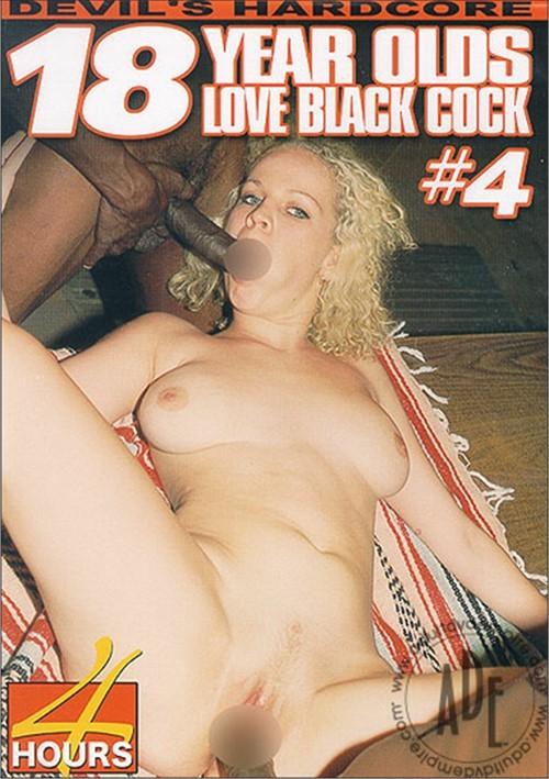 18 Year Olds Love Black Cock #4 Devil's Film Compilation 2003