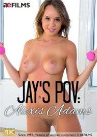 Jay's POV: Alexis Adams Porn Video