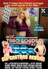 NOT Traci Lords XXX: '80s Superstars Reborn DVD porn movie from Pulse Pictures.