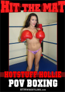 Hotstuff Hollie POV Boxing Porn Video