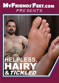 Helpless, Hairy & Tickled Porn Video