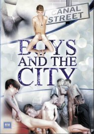 Boys and the City Porn Video