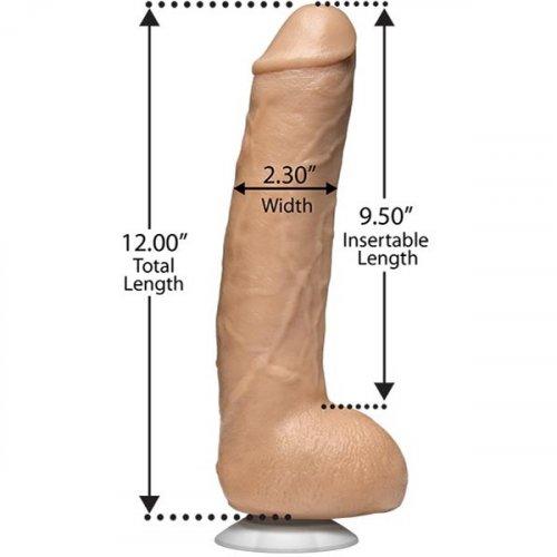 Hand held massage vibrator