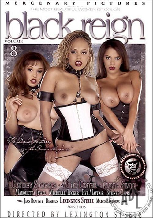 Black Reign #8 Lexington Steele Lexington Steele Black