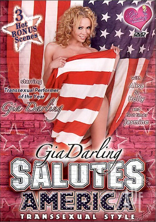 Gia Darling Salutes America Transsexual Style Fetish Holly Gia Darling