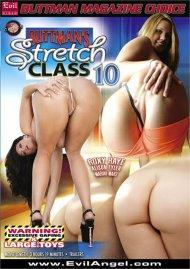 Buttman's Stretch Class 10 Porn Video