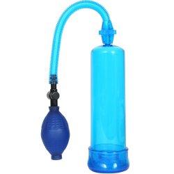 Pump Worx Beginner's Power Pump - Blue Sex Toy