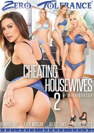 Cheating Housewives 2 DVD Image from Zero Tolerance.