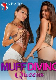 Muff Diving Queens 4K HD porn video from Safado.