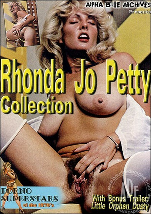 Rhonda Jo Petty Collection Compilation Alpha Blue Archives Classic