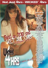 Red On Top and Wet All Over Porn Movie