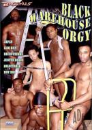 Black Warehouse Orgy Porn Movie