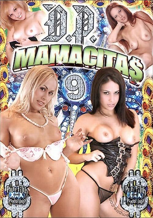 D.P. Mamacitas 9 Double Penetration All Sex Latin