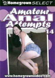 Amateur Anal Attempts 14 Porn Movie
