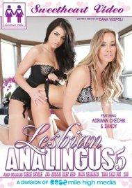 Lesbian Analingus 5 Porn Video