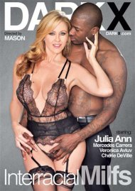 Interracial MILFs DVD Image from DarkX.