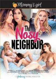The Nosy Neighbor DVD porn movie from Girlsway.