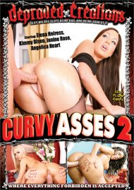 Curvy Asses 2 Porn Video