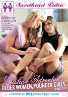 Lesbian Adventures: Older Women Younger Girls Vol. 10 Porn Movie