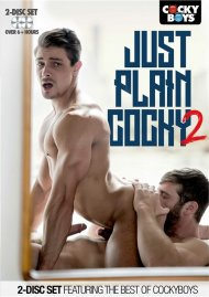 Just Plain Cocky #2 - 2-disc Set Porn Movie