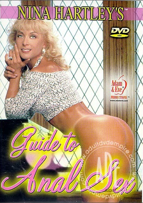 Nina Hartley's Guide to Anal Sex image