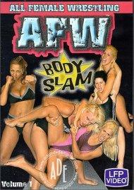 AFW Vol. 1: Body Slam Porn Video