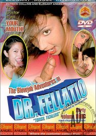 Blowjob Adventures of Dr. Fellatio #39, The Porn Movie