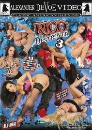 Rico The Destroyer 3 Porn Movie