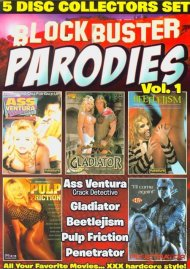 Blockbuster Parodies Vol. 1 (5-Pack) Porn Movie