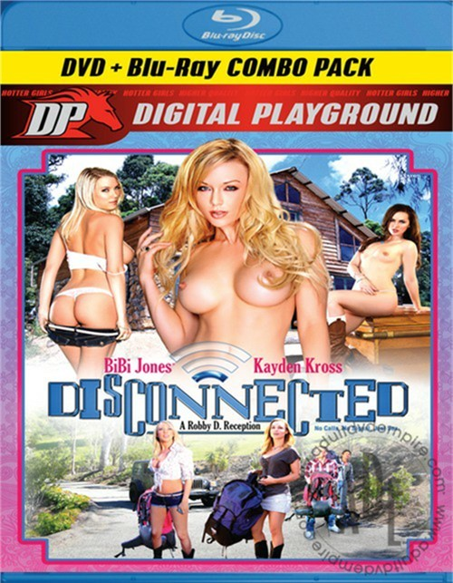 Disconnected (DVD + Blu-ray Combo) image
