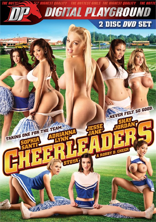 Cheerleaders image