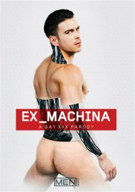Ex_Machina: A Gay XXX Parody Porn Video