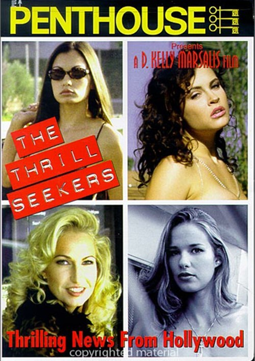Penthouse: The Thrill Seekers Penthouse Classics Alex Arden Softcore