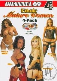 Ethnic Mature Women 4-Pack Porn Movie