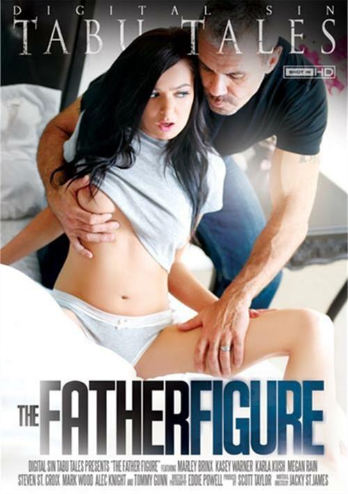 The Father Figure XXX DVD
