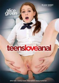 Teens Love Anal Porn Video