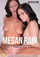 Megan Rain: Threesome with Whitney Westgate & Danny Mountain Porn Video