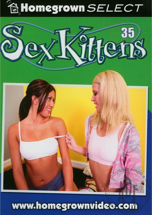 Sex Kittens #35 2007 All Girl / Lesbian Amateur