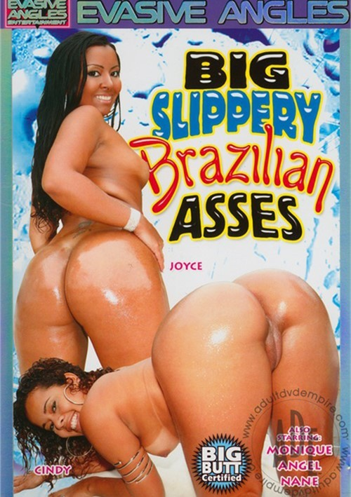 Big Slippery Brazilian Asses image