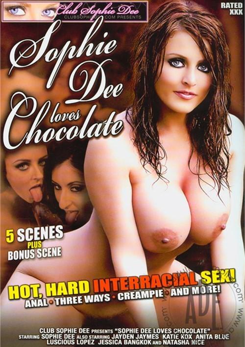 Sophie Dee Loves Chocolate