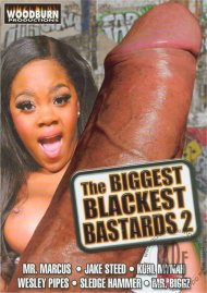 Biggest Blackest Bastards 2, The Porn Movie